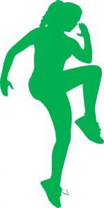 berolahraga dan melakukan aktivitas fisik