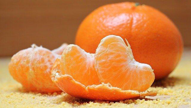Khasiat dan manfaat kulit jeruk
